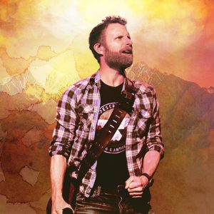 DIERKS BENTLEY @ Brandon Amphitheater | Brandon | Mississippi | United States