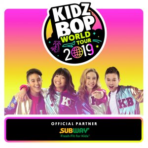 KIDZ BOP WORLD TOUR @ Brandon Amphitheater | Brandon | Mississippi | United States