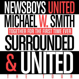 NEWSBOYS & MICHAEL W. SMITH @ Brandon Amphitheater | Brandon | Mississippi | United States