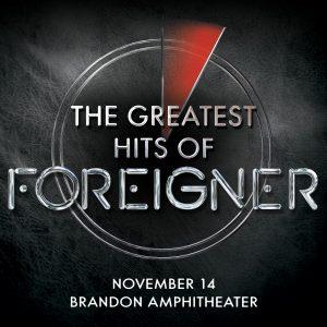 FOREIGNER @ Brandon Amphitheater | Brandon | Mississippi | United States