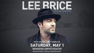 LEE BRICE with PARMALEE @ Brandon Amphitheater | Brandon | Mississippi | United States