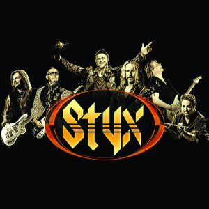 STYX & COLLECTIVE SOUL @ Brandon Amphitheater | Brandon | Mississippi | United States